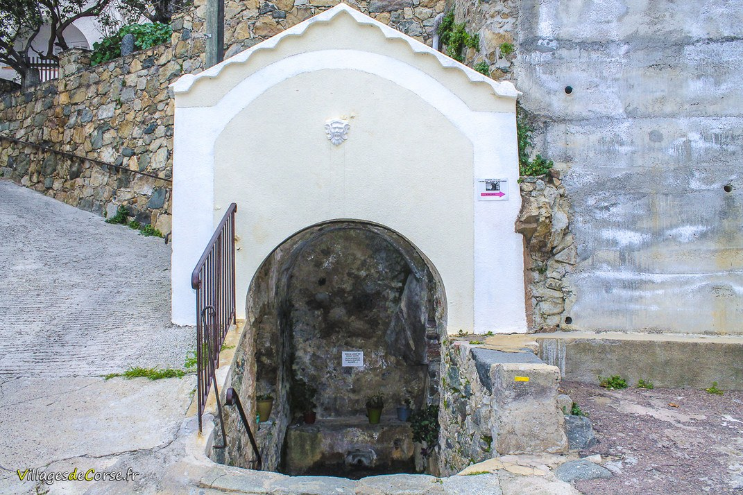 Fontaine - Montegrosso