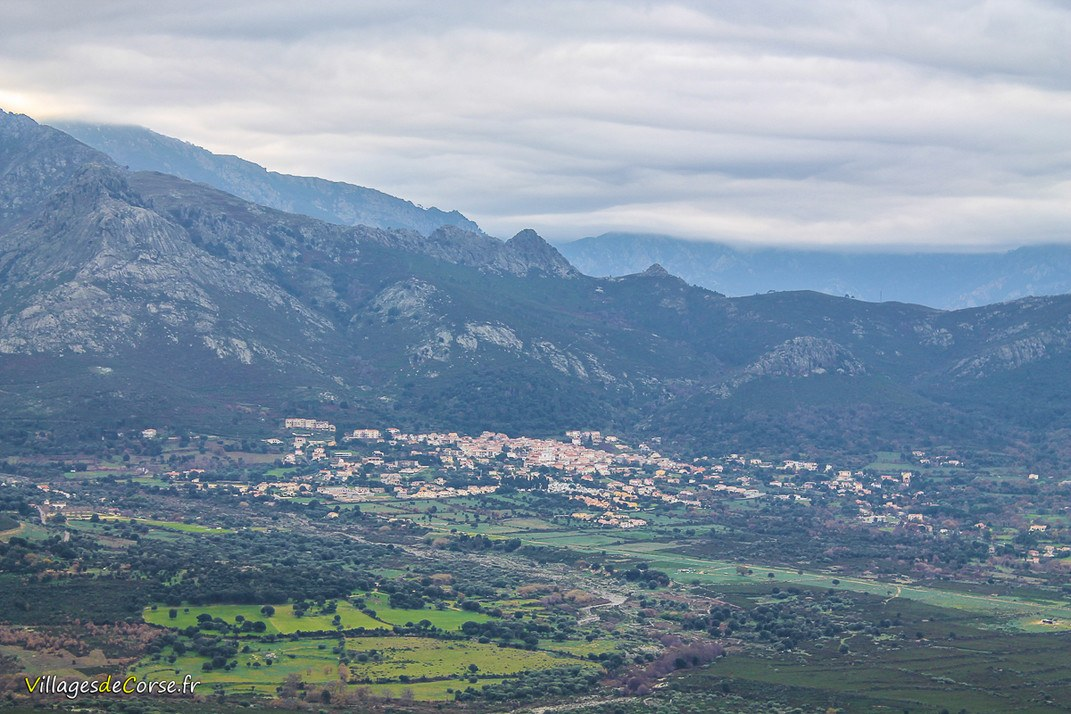 Vue - Montegrosso