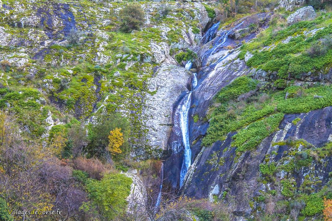 Cascade - Muro