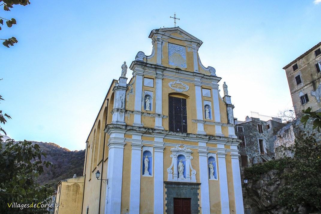 Eglise - Très Sainte Annoncation - Muro