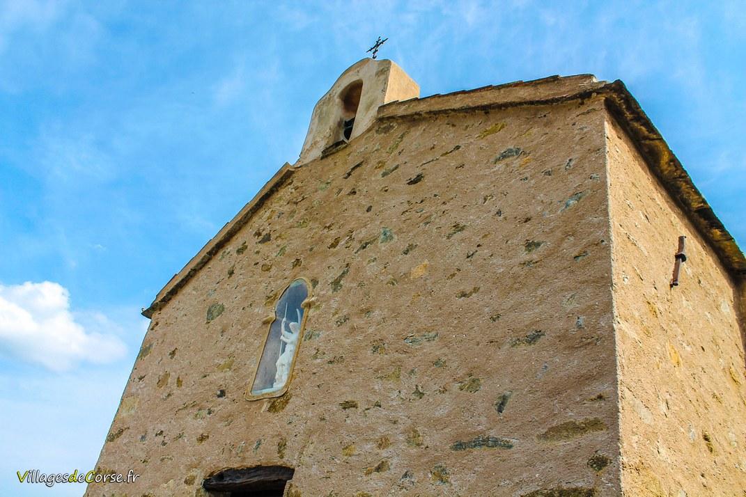 Chapelle - Saint Michel Archange - Novella