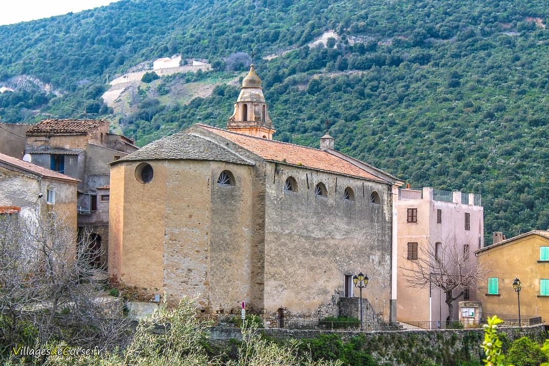 Eglise - Sainte Croix - Novella