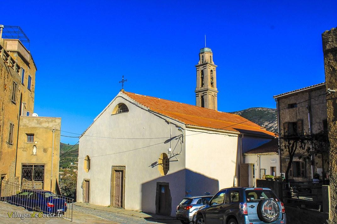 Eglise - Santa Maria Assunta - Occhiatana