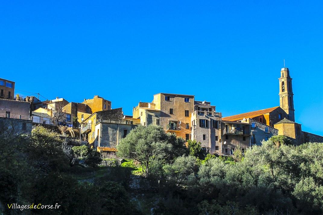 Village - Occhiatana