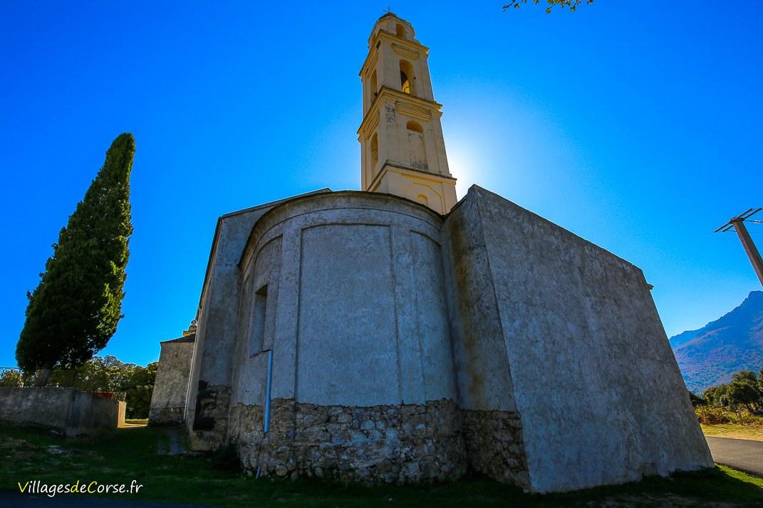 Eglise - Saint Nicolas - Olmi Cappella
