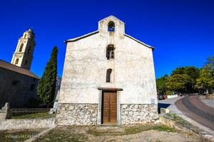 Chapelle - Saint Antoine Abbé - Olmi Cappella