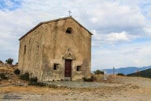 Chapelle - San Sebastianu - Palasca