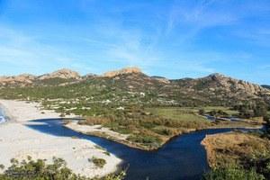 Fleuve - Ostriconi - Palasca