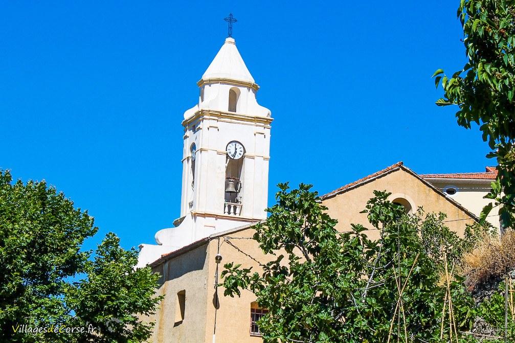 Eglise - San Roccu - Pietralba