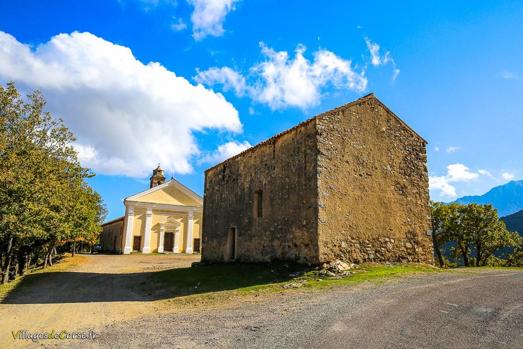 Chapelle - Sainte Croix - Pioggiola