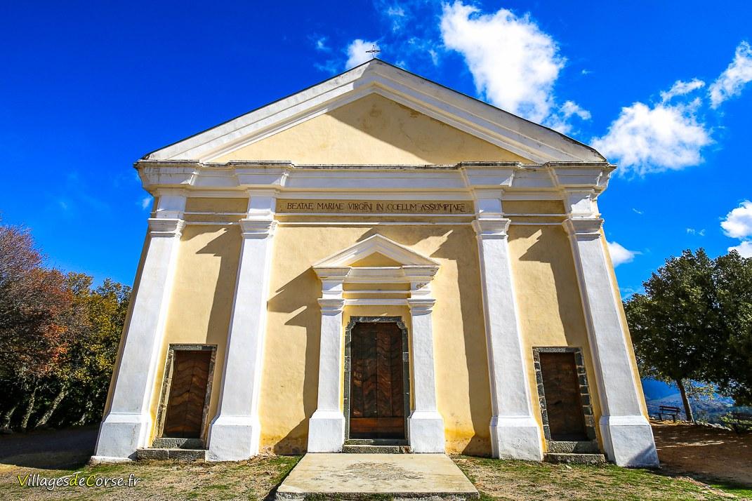 Eglise - Santa Maria Assunta - Pioggiola