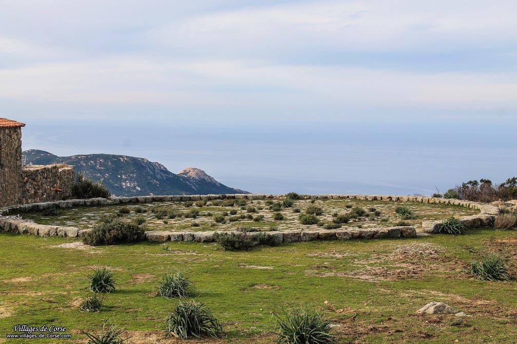 Aire de battage - Sant Antonino