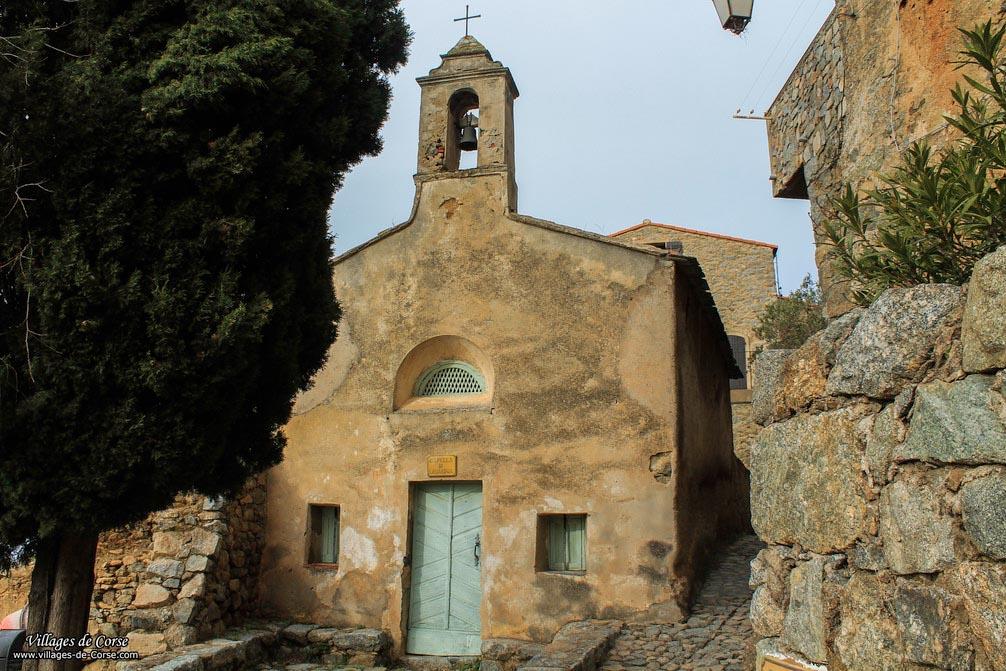 Chapelle - Notre Dame de Lavasina - Sant Antonino