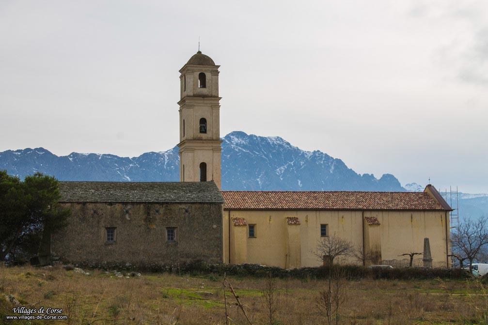 Eglise - Annonciation - Sant Antonino