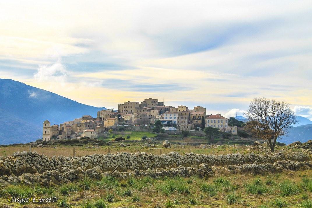 Village - Sant Antonino