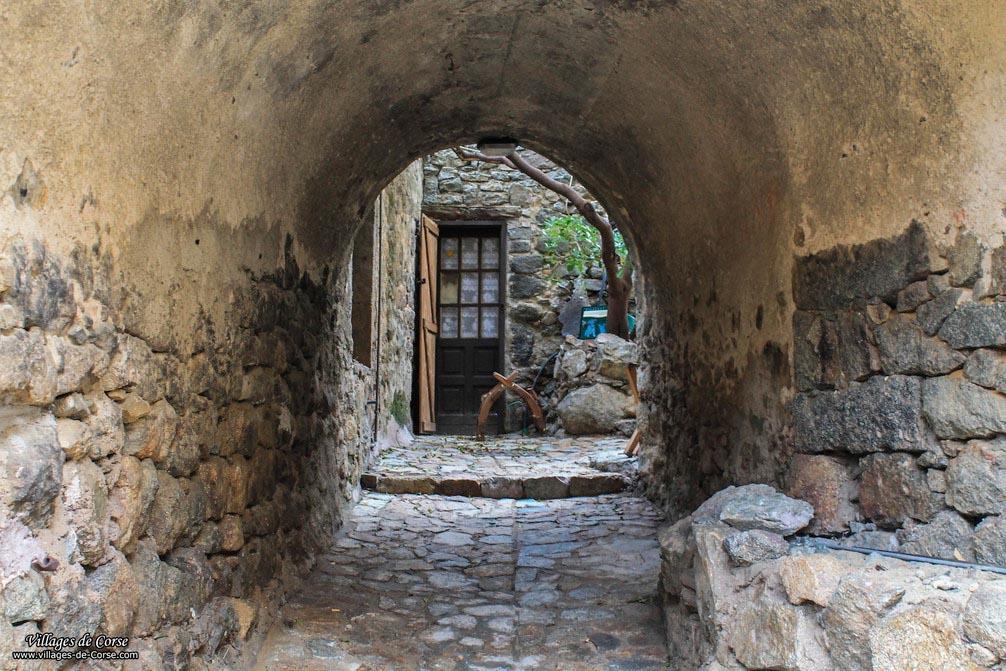 Voûte - Sant Antonino