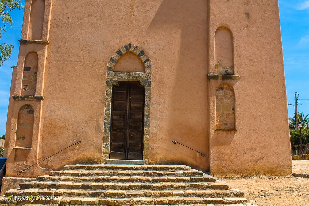 Eglise - Santa Reparata - Santa Reparata di Balagna