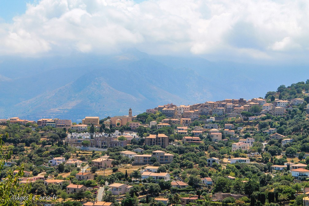 Village - Santa Reparata di Balagna