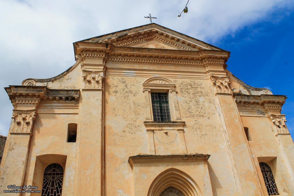 Eglise - Santa Maria Assunta - Speloncato
