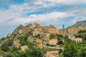 Village - Speloncato