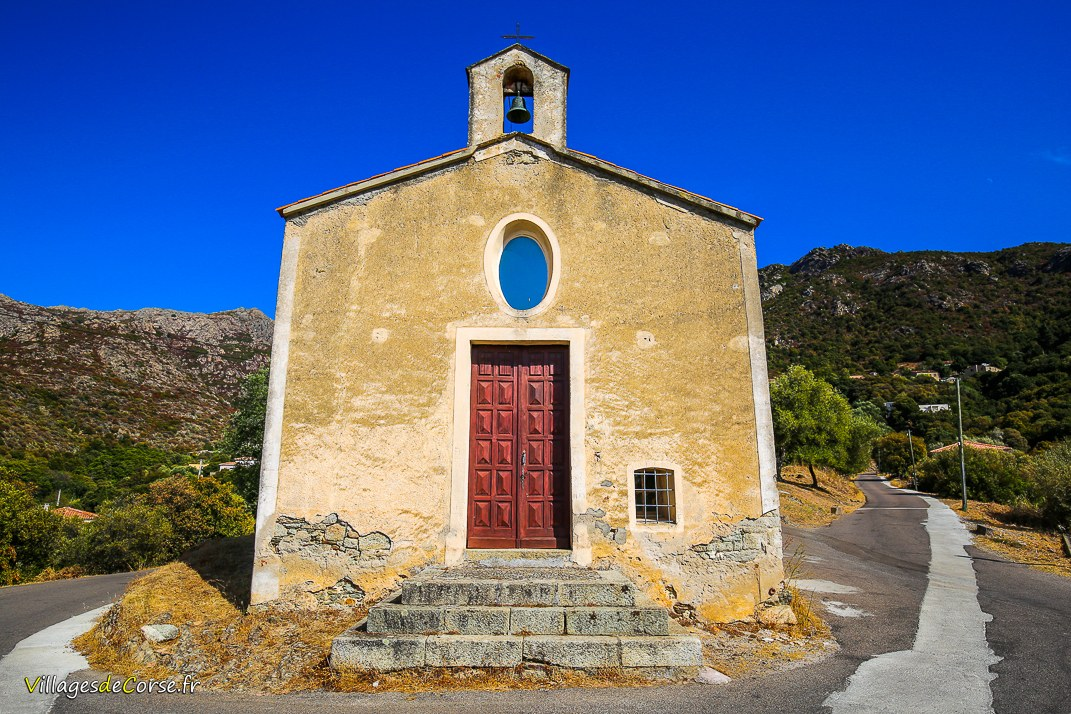Chapelle - Saint Nicolas - Urtaca