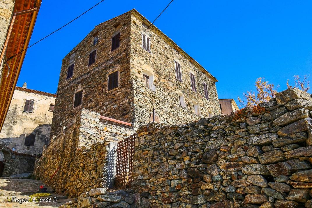 Maison en pierres - Urtaca