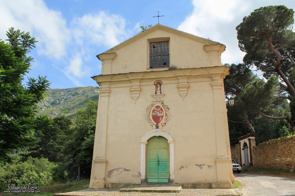 Chapelle - Ville di Paraso