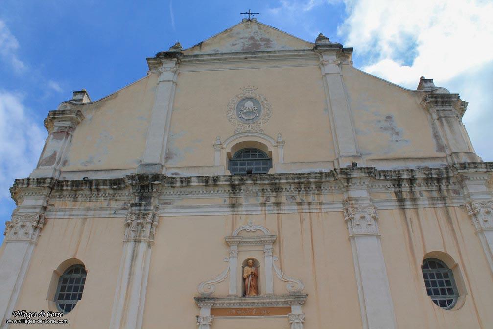 Eglise - Saint Simon - Ville di Paraso