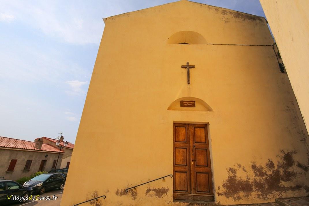 Chapelle - Saint Antoine - Zilia