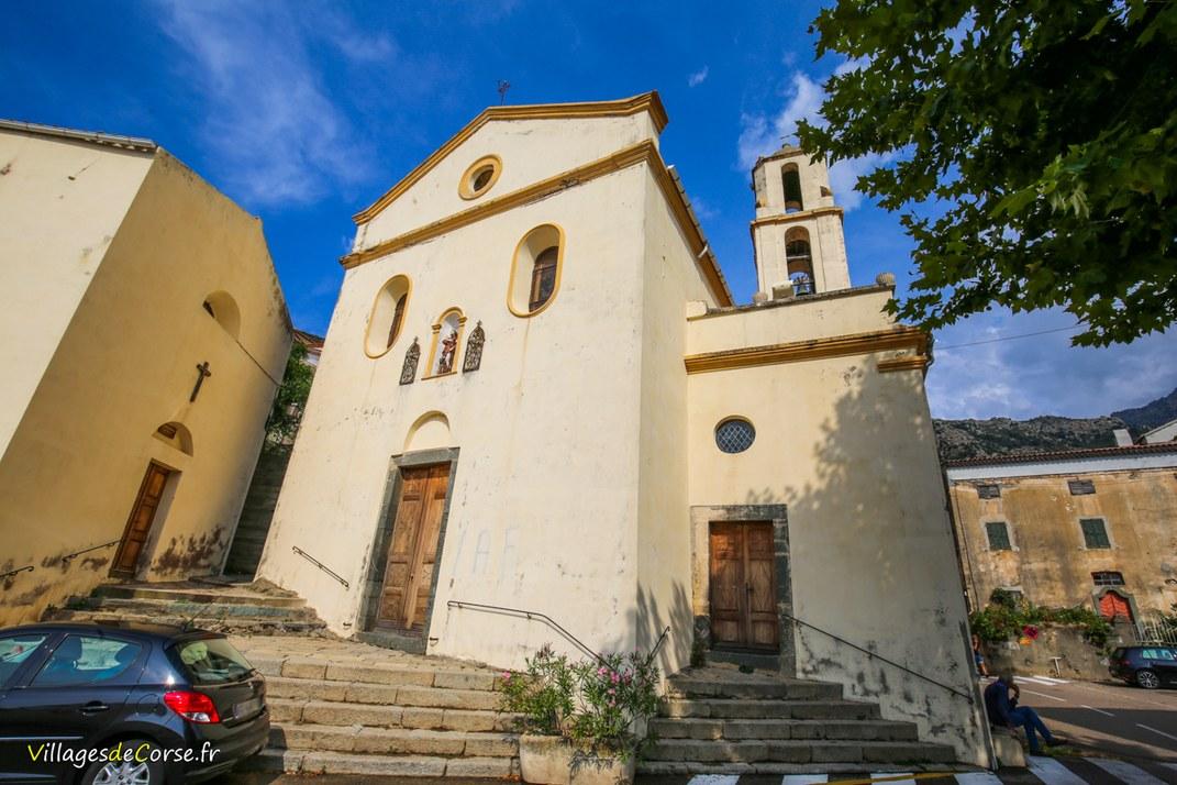 Eglise - Saint Roch - Zilia