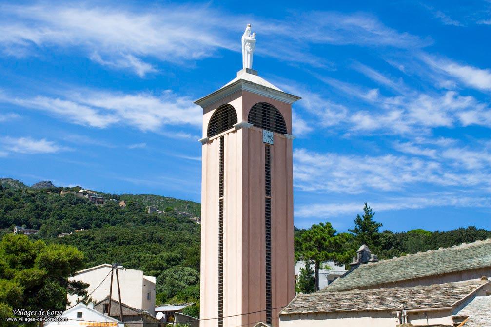 Eglise - Notre Dame de Lavasina - Brando