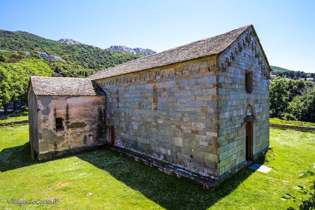 Eglise - Santa Maria Assunta - Canari