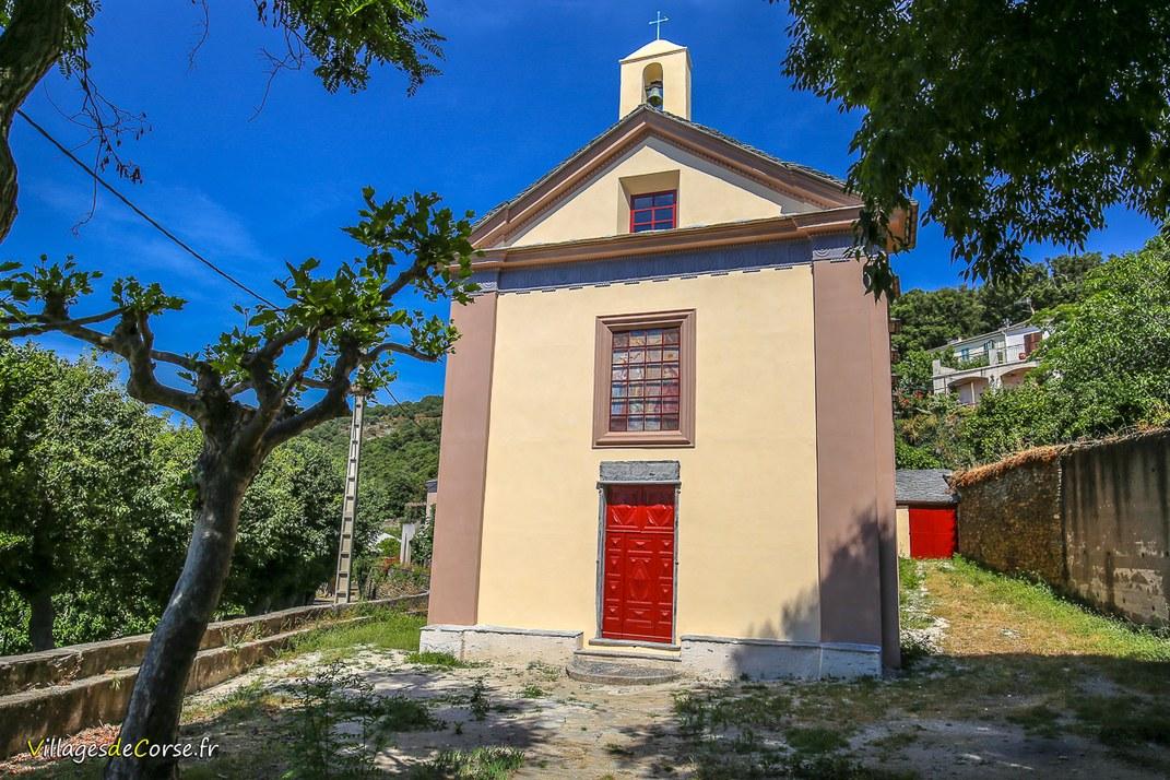 Eglise - Sainte Croix - Canari