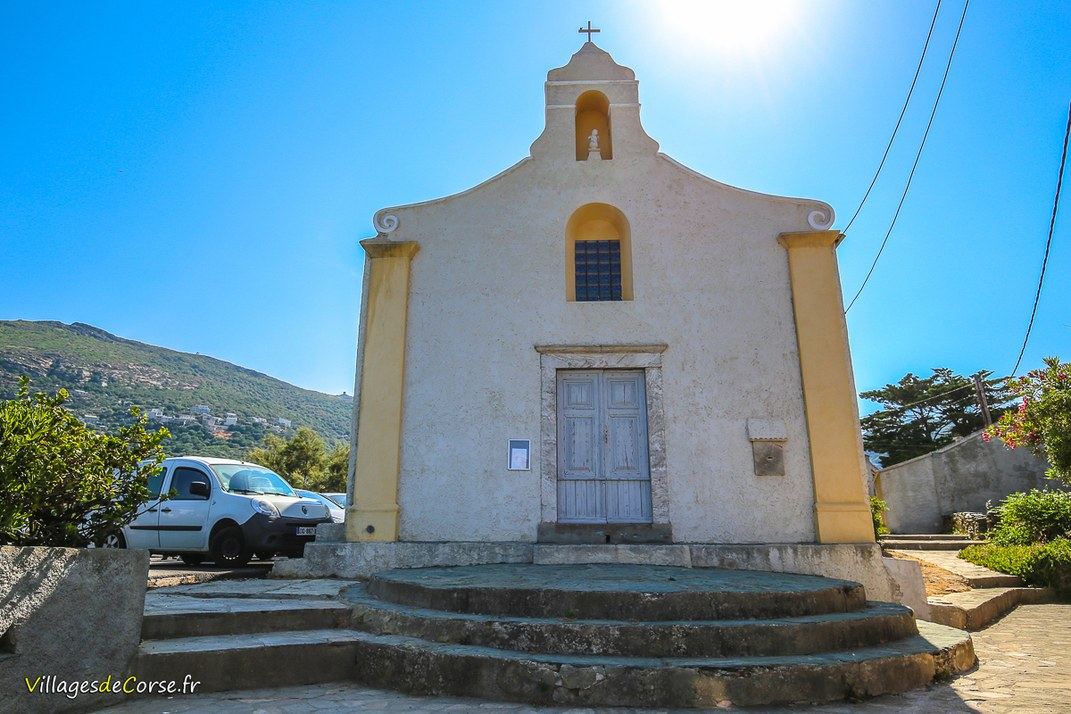 Chapelle - Saint Antoine - Centuri