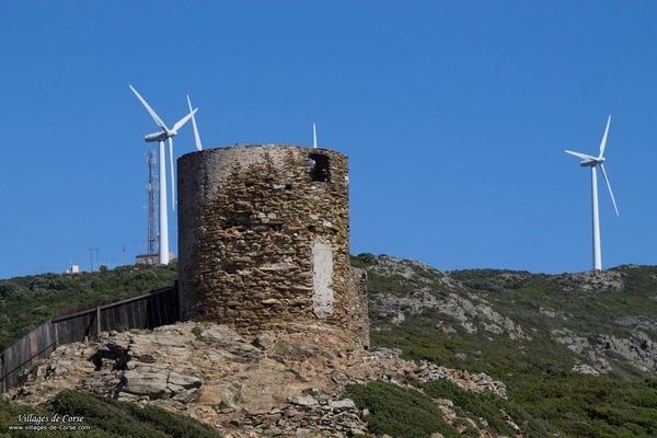 Moulin - Ersa