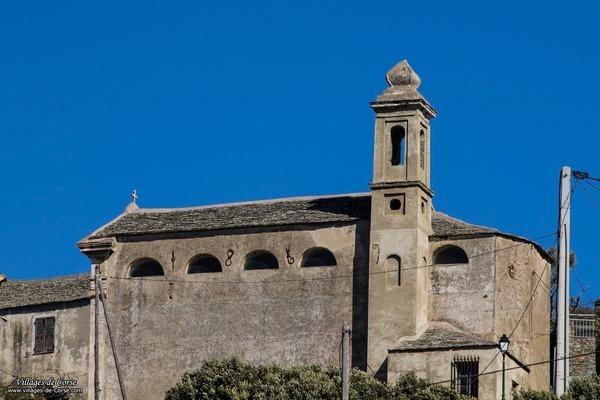 Chapelle - Saint Jean-Baptiste - Ersa
