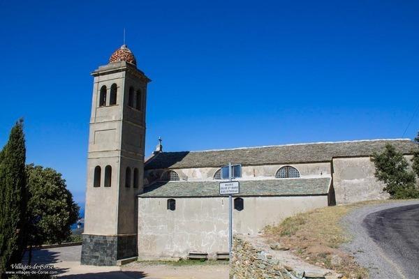 Eglise - Sainte Marie - Ersa