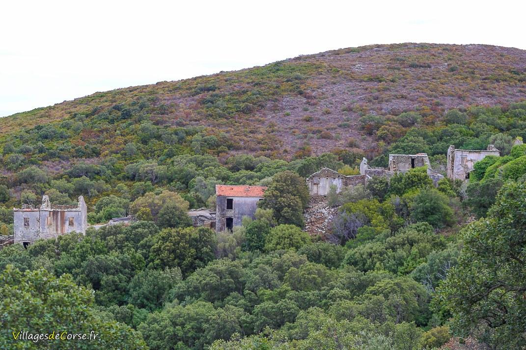 Hameau - Caracu - Meria