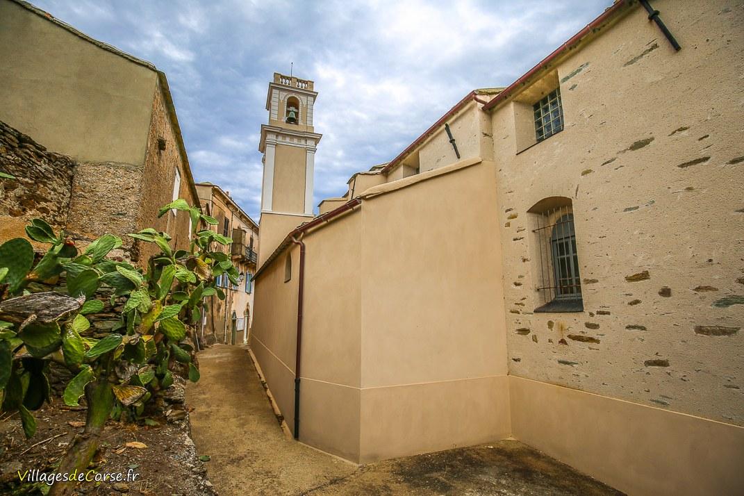 Eglise - Saint Roch - Meria