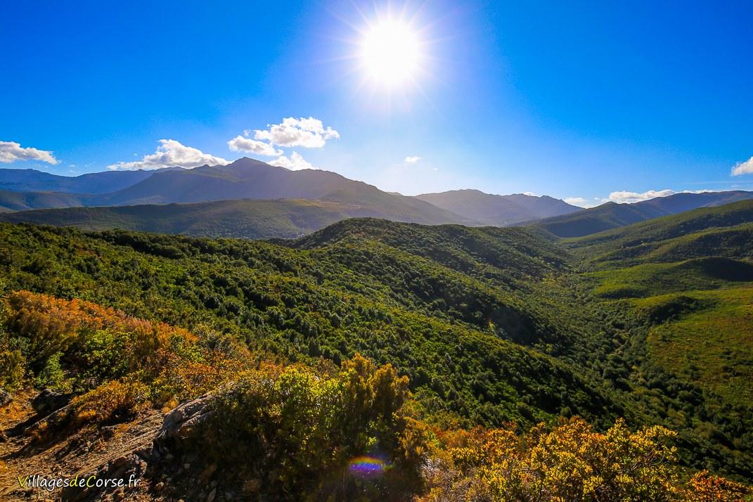 Montagne - Meria