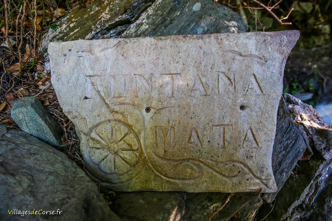 Fontaine - Mata - Meria
