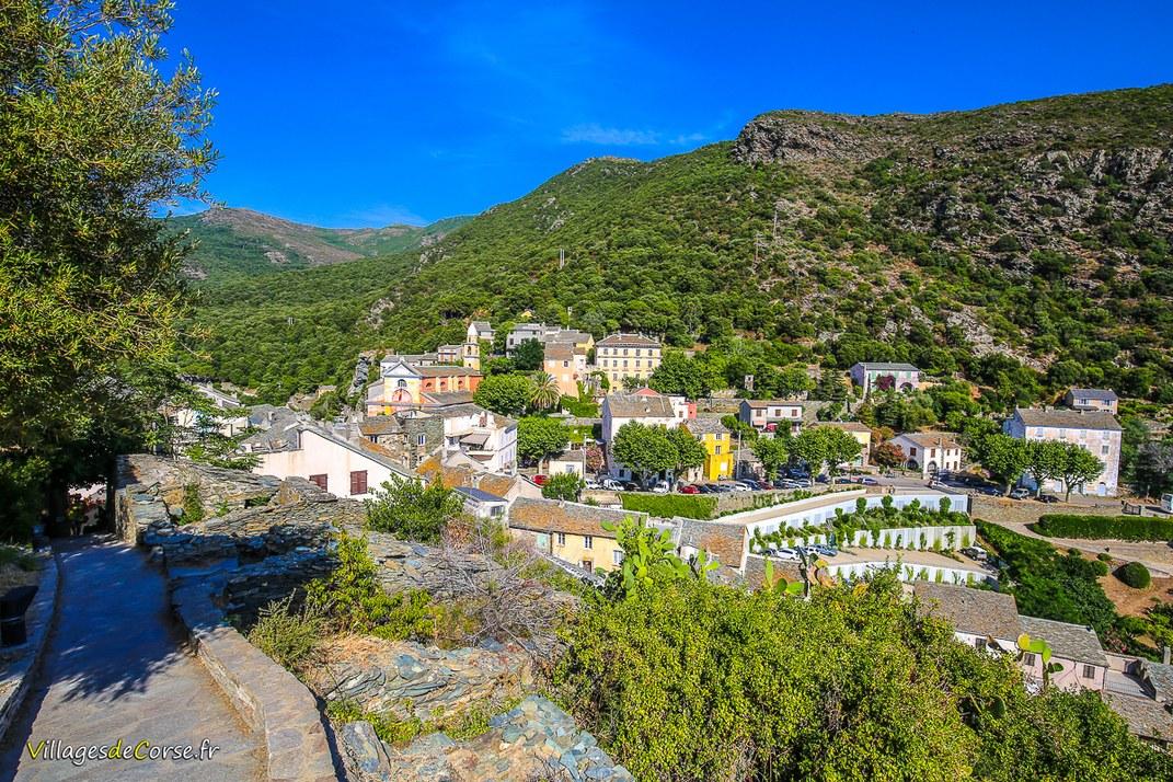 Village - Nonza