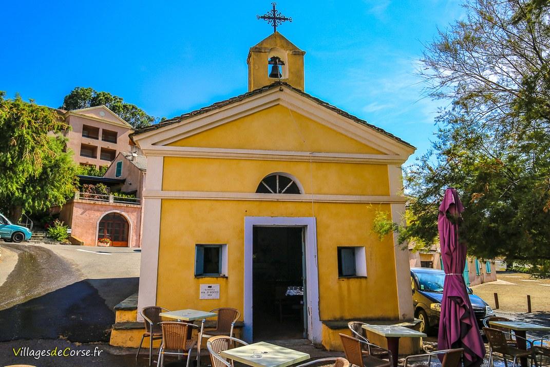 Chapelle - Saint Roch - Ogliastro