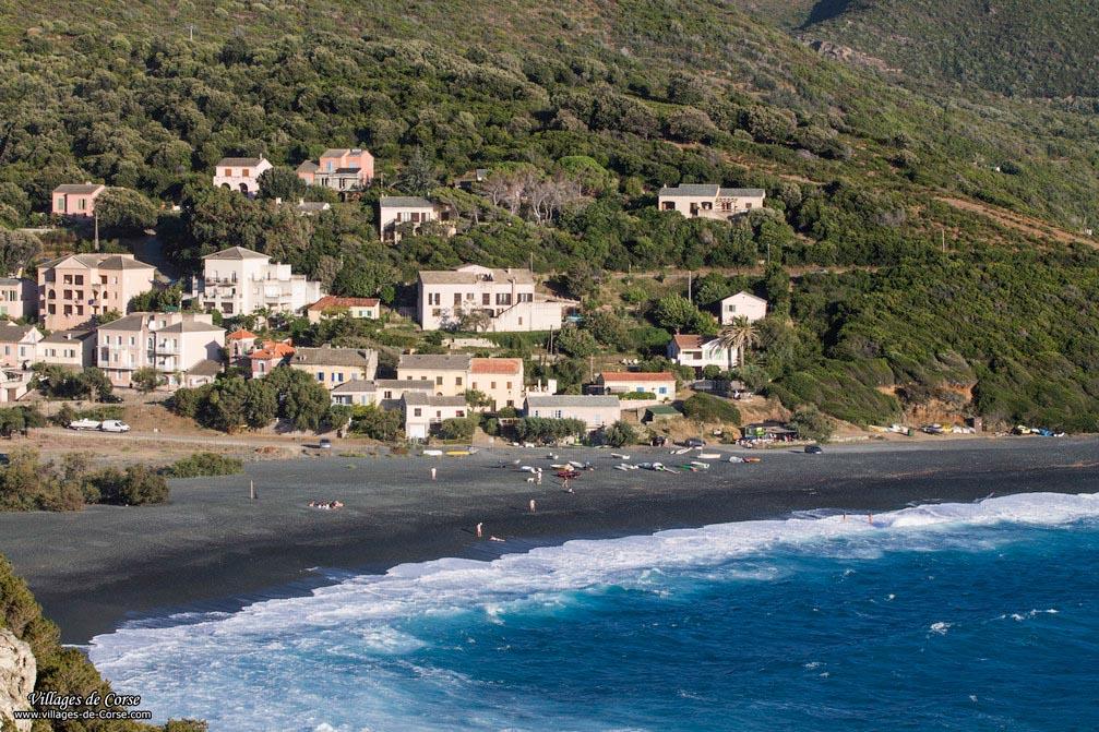 Plage - Marine d'Albo - Ogliastro