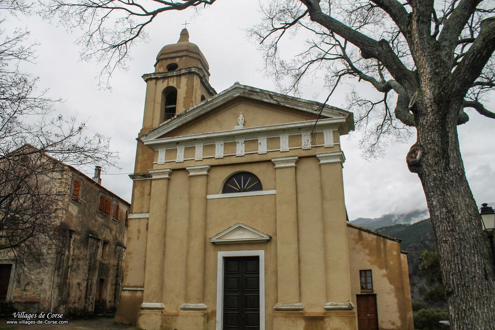Eglise - San Cesariu - Olmeta di Capocorso