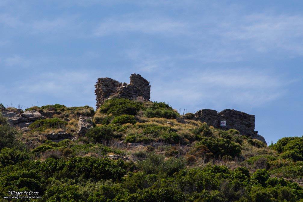 Tour Génoise - Castellare - Ampuglia - Aquila - Pietracorbara