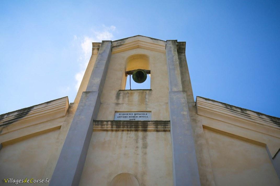 Chapelle - Saint Antoine - Ville di Pietrabugno