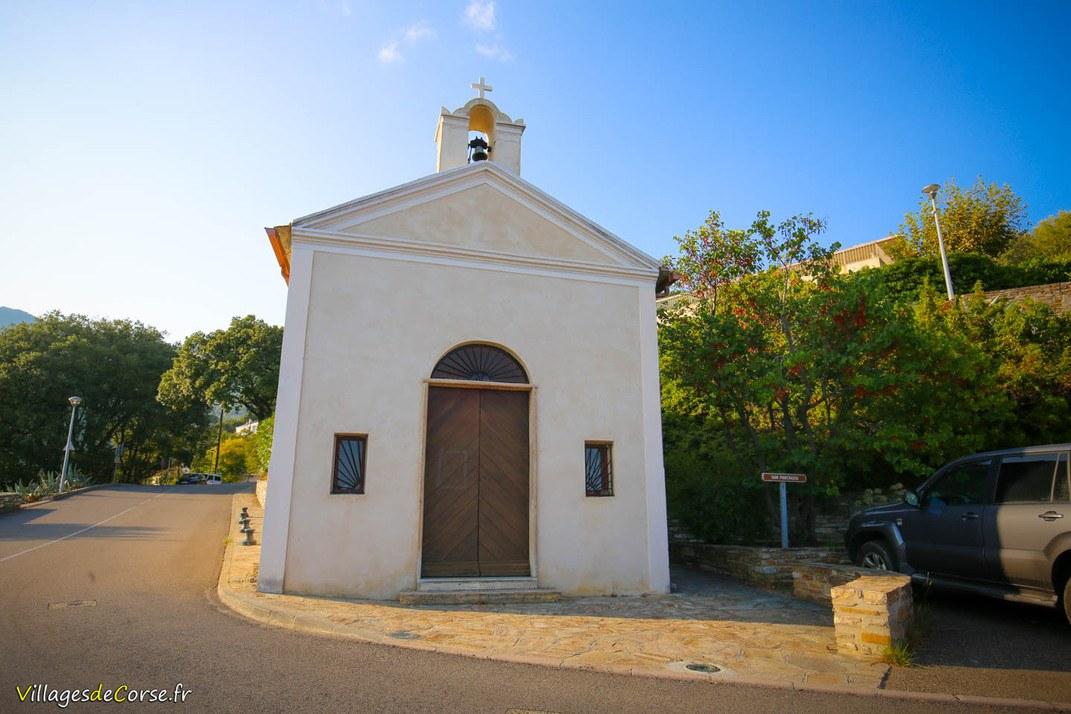 Chapelle - Saint Pancrace - Ville di Pietrabugno