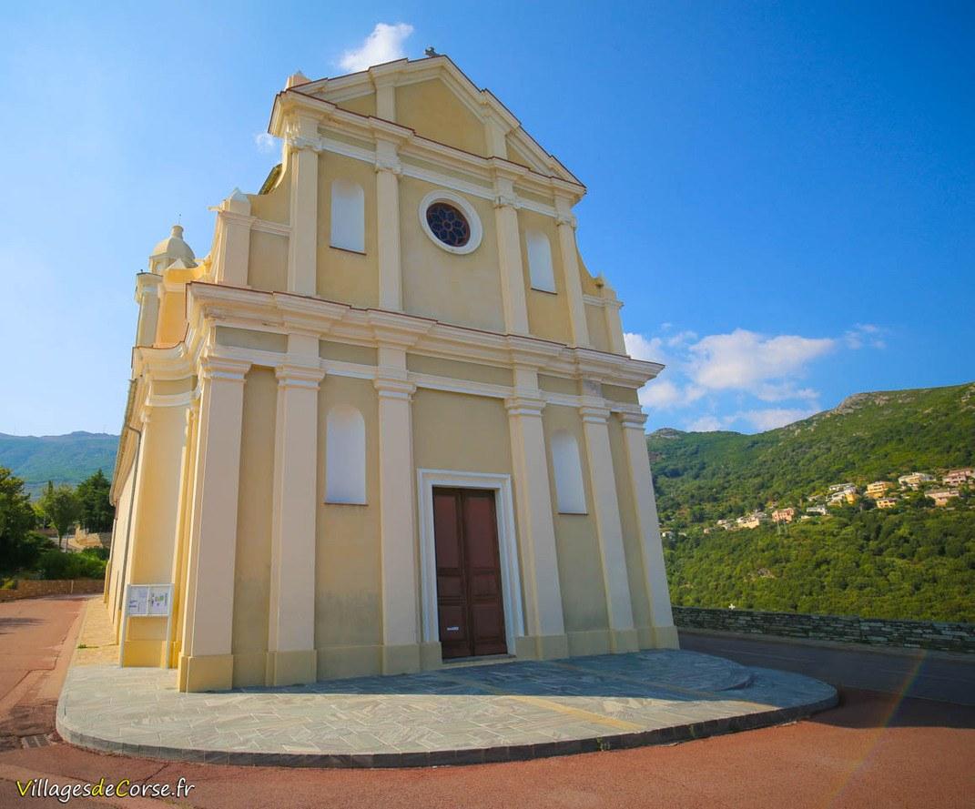 Eglise - Sainte Lucie - Ville di Pietrabugno