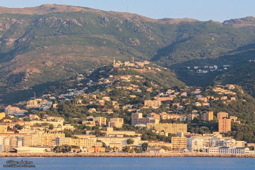 Village - Ville di Pietrabugno
